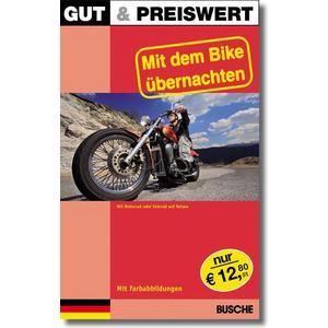 Mit dem Bike übernachten in Deutschland