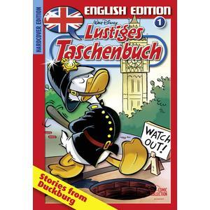 Lustiges Taschenbuch English Edition BD01