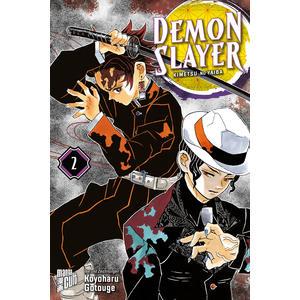 Demon Slayer BD02