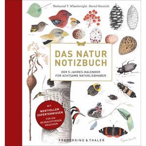 Das Natur Notizbuch