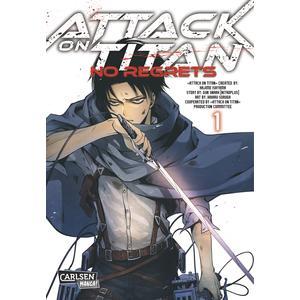 Attack on Titan - No Regrets BD01