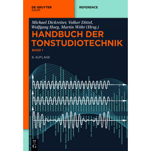 Handbuch der Tonstudiotechnik 2 BDE