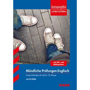 Mündliche Prüfungen Englisch A2/B1