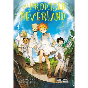 The Promised Neverland BD01