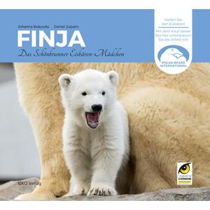 Finja - Das Schönbrunner Eisbären-Mädchen