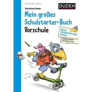 Mein großers Schulstarter-Buch