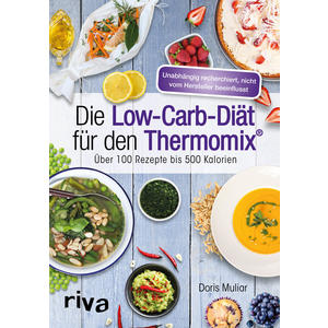 Die Low-Carb-Diät für den Thermomix®