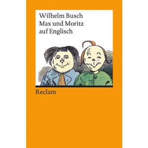 ZS Max und Moritz auf englisch