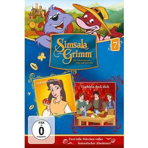 DVD SimsalaGrimm 07