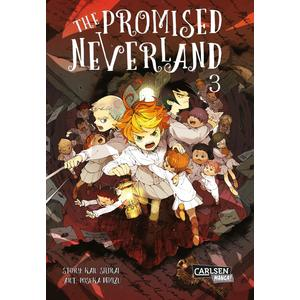 The Promised Neverland BD03