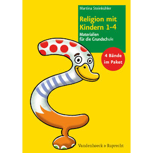 Religion mit Kindern Paket Band 1-4
