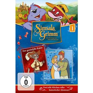 DVD SimsalaGrimm 01