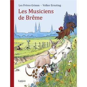 Die Bremer Stadtmusikanten - französische Ausgabe