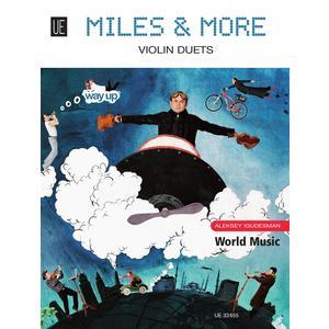 Miles & More für 2 Violinen