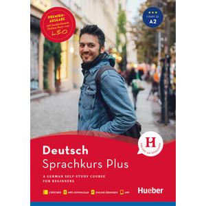 Sprachkurs plus Deutsch A2 (EN) +LEO +Online-Übungen +App