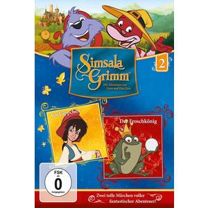 DVD SimsalaGrimm 02
