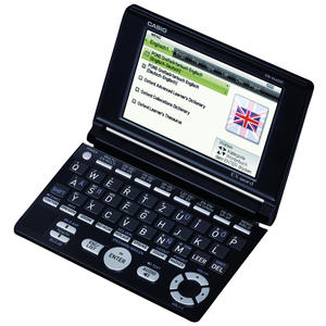 Casio EX-word EW-G6600C Lehrer-Modell: DE+EN+FR+SP+LAT+EN-mono + USB-Kabel
