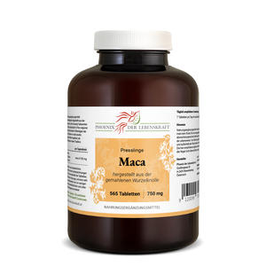 Maca Tabletten à 750mg (Lepidium meyenii), 565 Tabletten