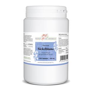 Säckelblume Tabletten à 450mg (Ceanothus americanus), 1500 Tabletten