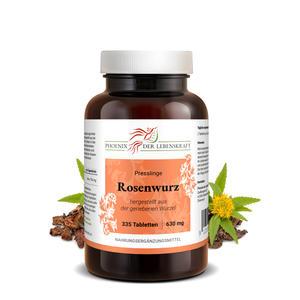 Rosenwurz Tabletten à 630mg (Rhodiola rosea), 335 Tabletten