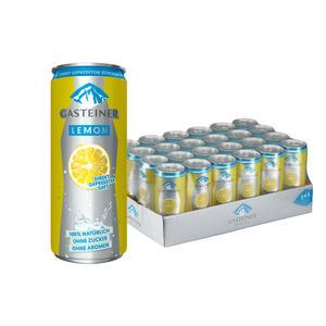 Gasteiner Lemon 24 x 0,33L Dose - 1 Tray