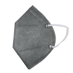 1 x FFP2 Maske Bunt Grau
