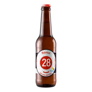 Stout 0,33l 24 Flaschen Tray