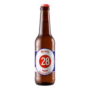 Brett 0,33l 24 Flaschen Tray