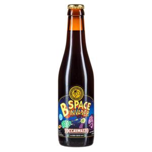 B-Space Invader 0,33l 12 Flaschen Tray