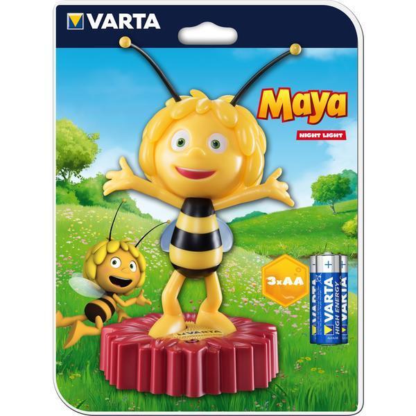 Varta Taschenlampe Nachtlicht Biene Maja 3AA