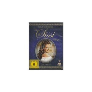 Die Sissi Trilogie ... 3 DVD's mit Romy Schneider alle 3 Filme - Neu & OVP