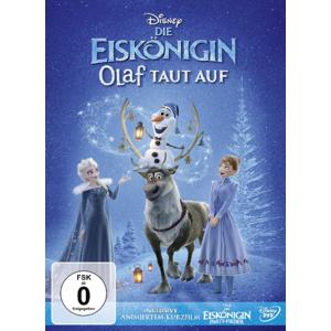 DVD - Die Eiskönigin - Olaf taut auf