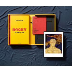 Rocky Collector's Edition (Nr. 51–1.976), nummeriert und signiert von Sylvester Stallone