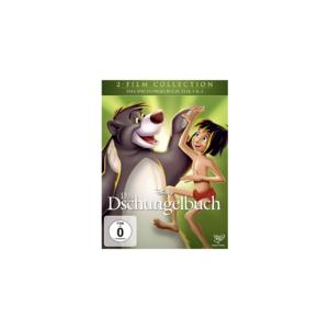 Das Dschungelbuch 1 & 2-Film Collection (Disney Classics, 2 Discs)