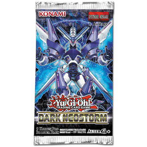 Yugioh - Booster Dark Neostrom 1.Auflage