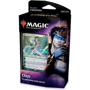 Magic - Thron von Eldraine Planeswalker Deck Oko