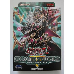 Yugioh Structure Deck Order of the Spellcasters