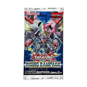 Yugioh - Booster Rising Rampage 1.Auflage