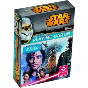 Star Wars Episode IV-VI Spielkarten
