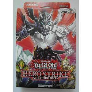 Yugioh Structure Deck Hero Strike