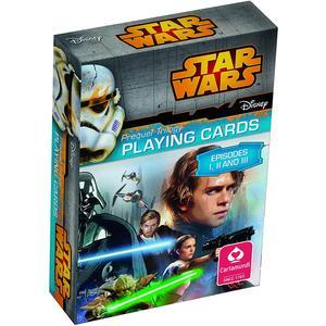 Star Wars Episode I-III Spielkarten