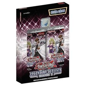 Yugioh - Legendary Duelists: Season 2 Box