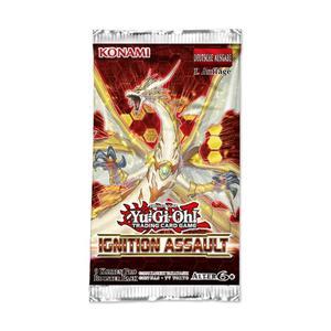 Yugioh - Booster Ignition Assault 1.Auflage