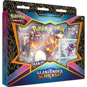 Pokemon - Glänzendes Schicksal Galar-Pantifrost Pin-Kollektion