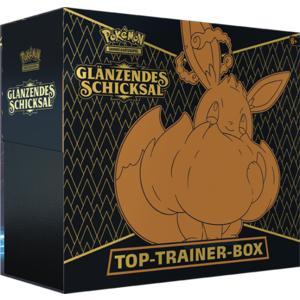Pokemon - Glänzendes Schicksal Top Trainer Box