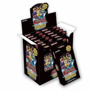 Yugioh The Dark Side of Dimensions Movie Pack Gold Display