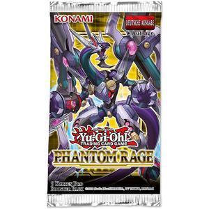 Yugioh - Booster Phantom Rage