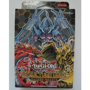Yugioh Structure Deck Sacred Beasts