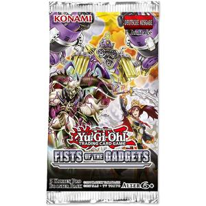 Yugioh - Booster Fist of The Gadgets