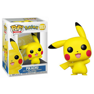 Funko Pop - Pokemon - 553 Pikachu